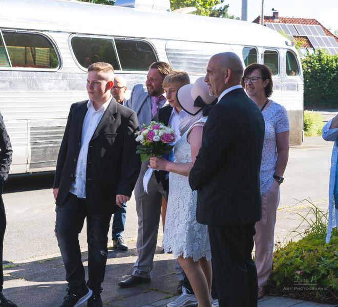 Hochzeit Steffi und Maik