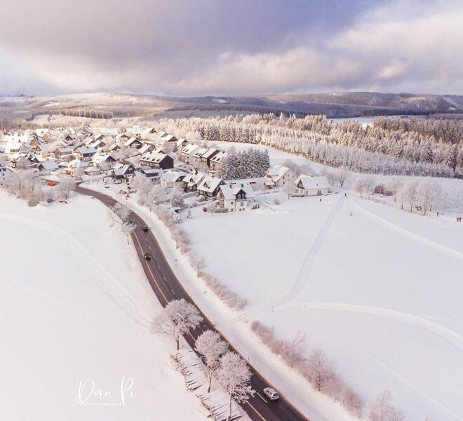 Die Welt von Oben -Drohnenfotografie - Altastenberg