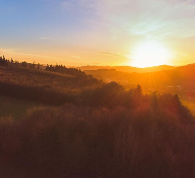 Die Welt von Oben -Drohnenfotografie - Sauerland