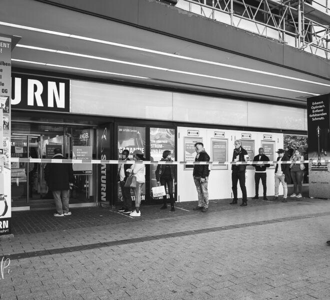 Leben in Corona Zeiten - Dortmund 2020