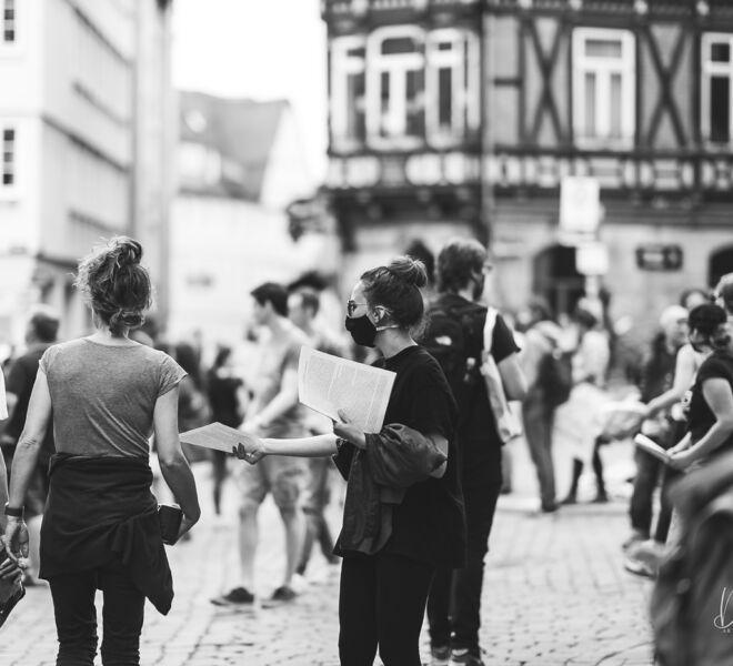Leben in Corona Zeiten - Marburg 2020