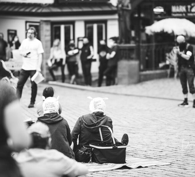 PROTEST Begegnungen - Marburg Mai 2020