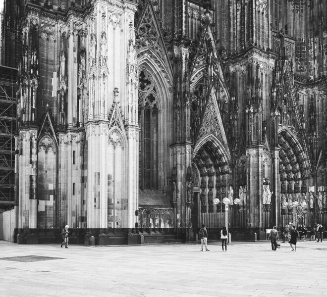 Die Welt steht still - Köln 2020