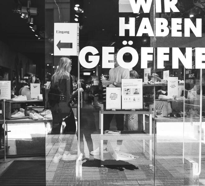 Leben in Corona Zeiten - Köln 2020