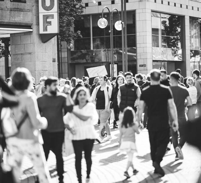 PROTEST Begegnungen - Köln Mai 2020