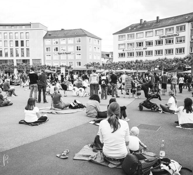 PROTEST Begegnungen - Kassel Mai 2020
