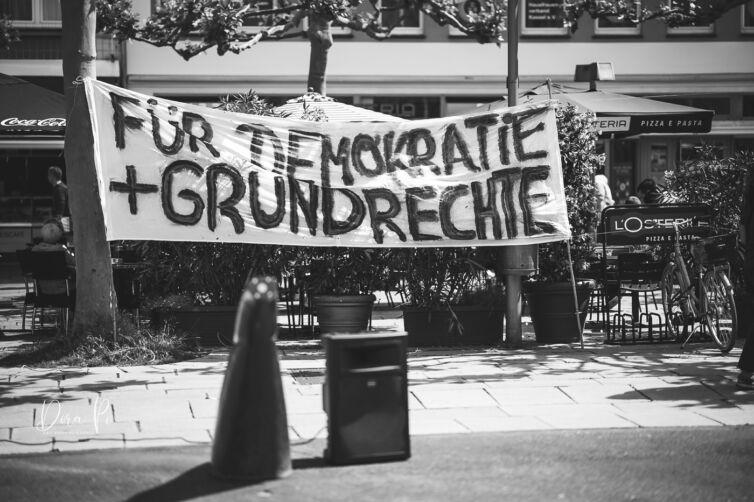 PROTEST Begegnungen – Kassel Mai 2020