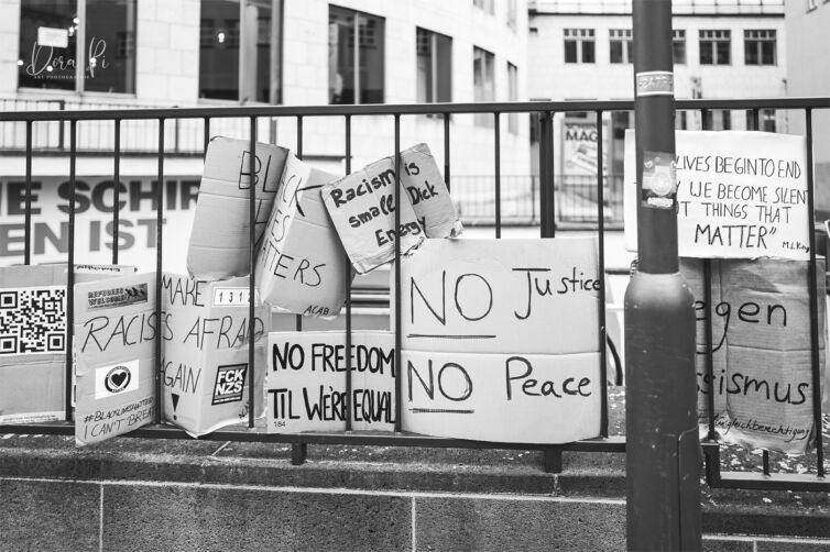 PROTEST Begegnungen – Frankfurt Juni 2020