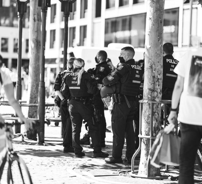 PROTEST Begegnungen - Frankfurt Juni 2020