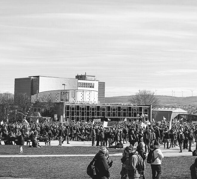 PROTEST Begegnungen - Kassel April 2021