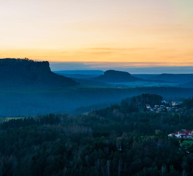 Bastei - Saechsische Schweiz