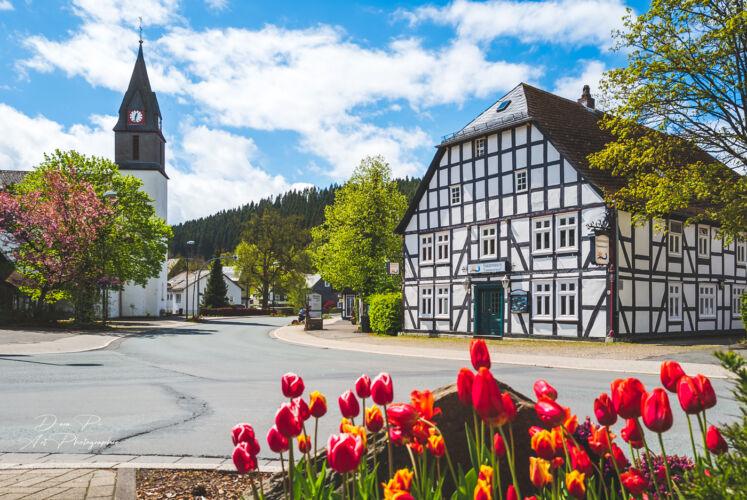 Winterberg und seine schönen Dörfer
