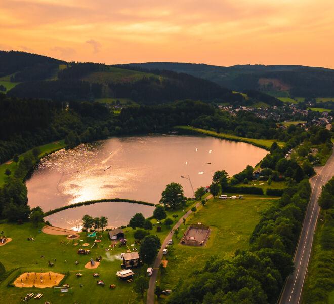 Winterberg Niedersfeld Hillebachsee